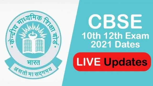 cbse exam date 2021