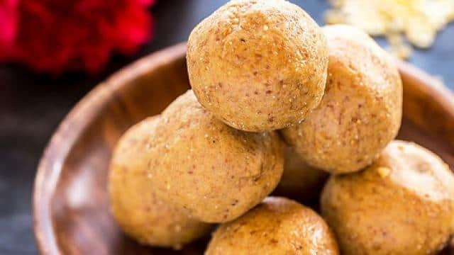 winter special ladoo for weight loss