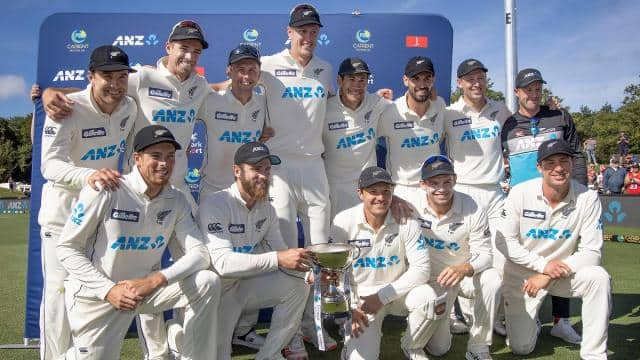 new zealand test cricket team