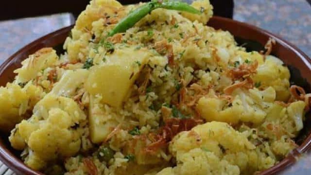 gobhi prantha