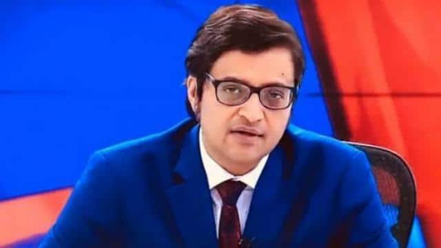 arnab goswami whatsapp chat viral