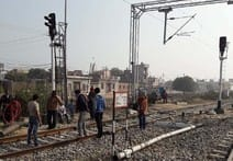 दिल्ली-सहारनपुर रेलवे लाइन पर इलेक्ट्रॉनिक सिग्नल सिस्टम  शुरू