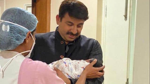 'रिंकिया के पापा' नहीं हैं मनोज तिवारी, भोजपुरी एक्टर ने बताया- क्या रखा है बेबी गर्ल का नाम