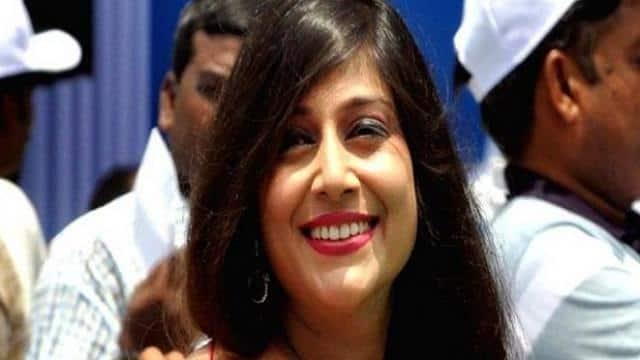 trinamool congress mla baishali dalmiya has been expelled from the party