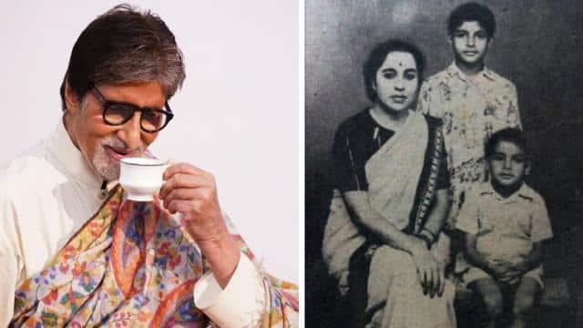 मां और बाबूजी की शादी की सालगिरह पर अमिताभ ने बताया, कैसे मिला उन्हें 'बच्चन' सरनेम