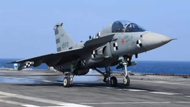 many countries shown interest in buying tejas light combat aircraft says hal chairman and managing d