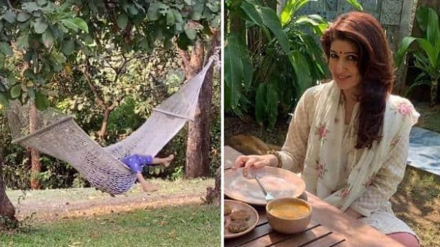 ट्विंकल खन्ना ने बेटी नितारा को बुलाया 'पर्पल यूनिकॉर्न', सोशल मीडिया पर वीडियो वायरल