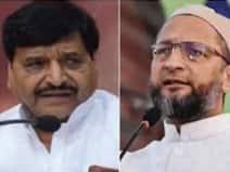 दिल्ली में जल्द होगी शिवपाल और ओवैसी की मुलाकात, बनेगी चुनाव की रणनीति