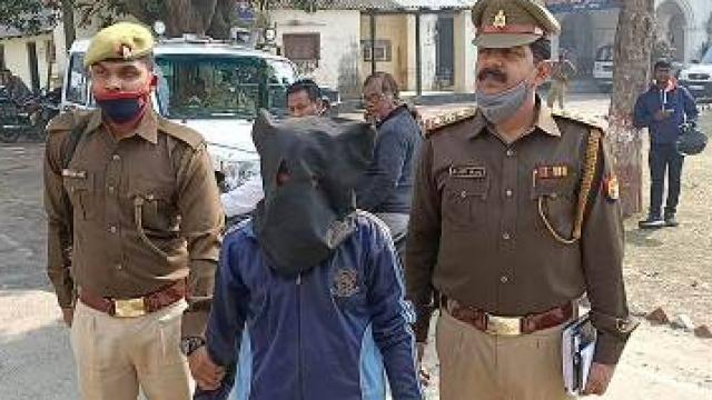 गोण्डा: पिता की हत्या करने का आरोपी पुत्र गिरफ्तार