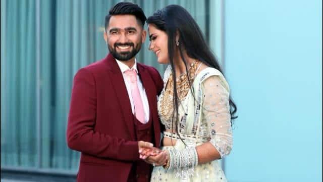 IPL 2020 में एक ओवर में पांच छक्के लगाने वाले राहुल तेवतिया ने की सगाई, सोशल मीडिया पर शेयर की PHOTOS