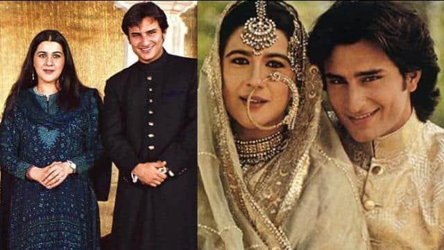 सैफ अली खान ने उम्र के चलते लिया था अमृता से तलाक? एक इंटरव्यू में दी थी कम उम्र वाली से शादी की सलाह