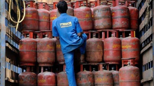 price of lpg gas cylinder hiked by rs 50 per cylinder in delhi from 12 am tomorrow