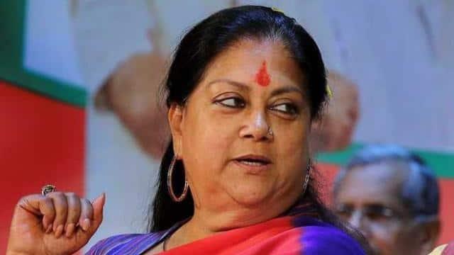 राजस्थान में सियासी संग्राम: कांग्रेस के बाद भाजपा में भी दिखने लगी गुटबाजी, राजे के पक्ष में होने लगी बयानबाजी