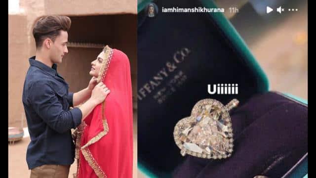 himanshi khurana  asim riaz