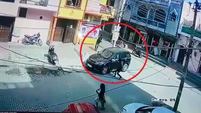 man shot dead in gurugram
