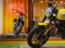 जीटीयू के छात्रों ने मोटर साइकिल के लिए विकसित की इलेक्ट्रिक किट