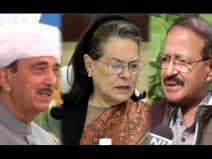 दिन-रात मेहनत करती है BJP, अल्वी के भी 'आजाद' बोल, कांग्रेस को नसीहत