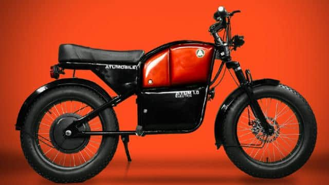 atum 1 0 electric motorcycle