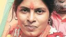 मंत्री स्वाति सिंह ने संगम तट पर किया रुद्राभिषेक