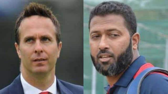 WTC फाइनल: पहले दिन बारिश के बाद माइकन वॉन ने टीम इंडिया को लेकर किया ट्वीट, वसीफ जाफर ने ऐसे दिया मुंहतोड़ जवाब
