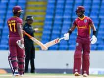 लुईस की सेंचुरी के दम पर विंडीज ने श्रीलंका के खिलाफ जीती वनडे सीरीज