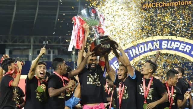90वें मिनट में बिपिन सिंह का गोल, मुंबई सिटी FC ने जीता ISL 2021 खिताब