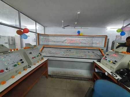 कुसुंडा में आरआरआई का काम पूरा, 17 से चलेगी ट्रेनें