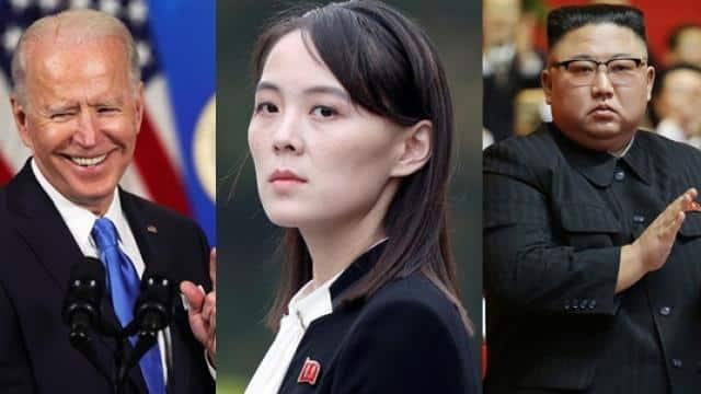 चार साल तक आराम से सोना है तो.... नॉर्थ कोरिया के तानाशाह किम जोंग उन की बहन ने अमेरिका को दी धमकी, अब क्या होगा?