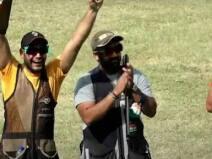 ISSF वर्ल्ड कप: भारतीय पुरुष टीम ने ट्रैप इवेंट में जीता गोल्ड मेडल