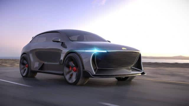 humble one electric suv