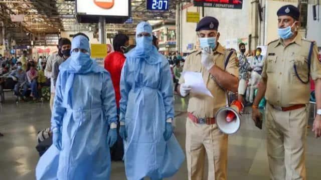 महाराष्ट्र में कोरोना का कहर, अक्टूबर के बाद पहली बार एक दिन में 200 से ज्यादा मौतें