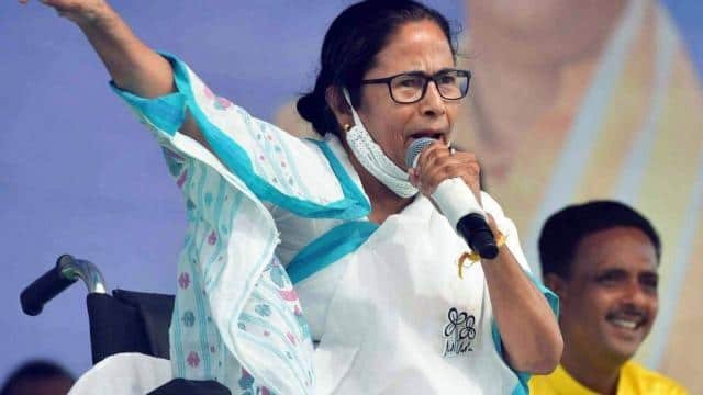 in the second phase of voting in bengal mamata banerjee angry on election commission threatened to g