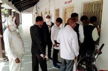 जिले में ग्राम प्रधान पद लिए 574 ने खरीदा