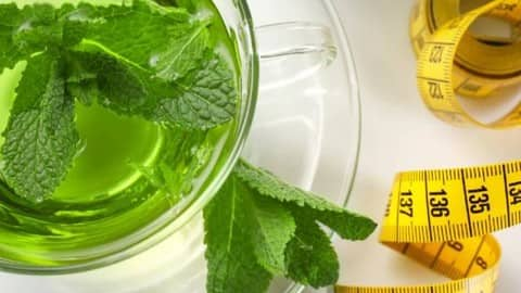 mint for weight loss