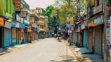 Covid19 2nd wave Full list of weekend curfews lockdowns Night curfews  imposed across states like Delhi Maharashtra UP - कहीं वीकेंड कर्फ्यू तो  कहीं लॉकडाउन, दिल्ली-UP से महाराष्ट्र तक कोरोना से ...