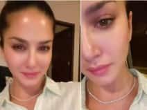 शादी की सालगिरह पर सनी लियोनी को पति ने दिया हीरों का हार, देखें Video