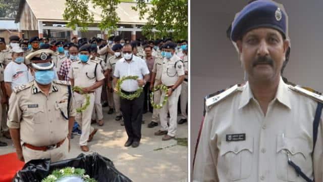 किशनगंज थानेदार की हत्या केस में बड़ा एक्शन, अकेला छोड़कर भागने वाले 7 पुलिसकर्मी सस्पेंड