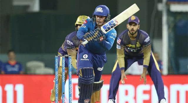 KKR vs MI: मुंबई इंडियंस ने कोलकाता नाइट राइडर्स को 10 रनों से हराया
