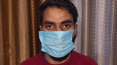 जम्मू-कश्मीर पुलिस की बड़ी कार्रवाई, आईएसजेके के एकआतंकवादी किया गिरफ्तार
