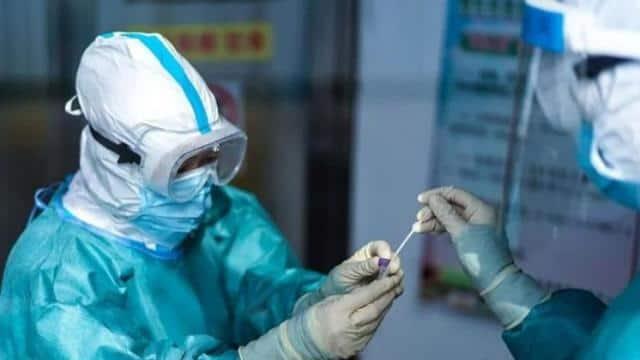 यूपी में कोरोना का नया रिकॉर्ड, 24 घंटे में 27426 नए संक्रमित मिले, 103 लोगों की मौत