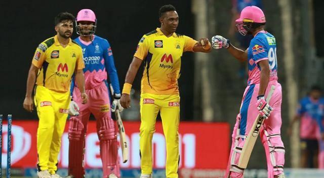CSKvsRR: चेन्नई सुपर किंग्स ने राजस्थान रॉयल्स को 45 रनों से हराया