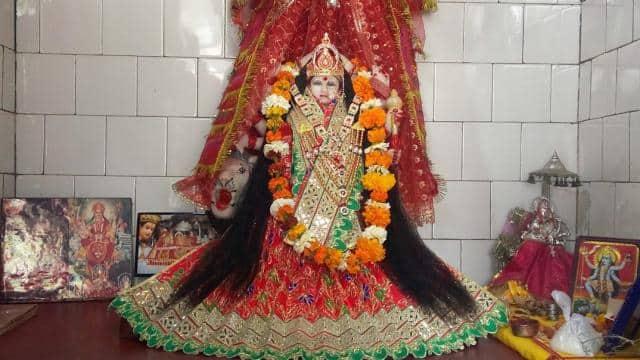 चैत्र नवरात्र: स्टेशन दुर्गा मंदिर में होती हैं मुरादें पूरी