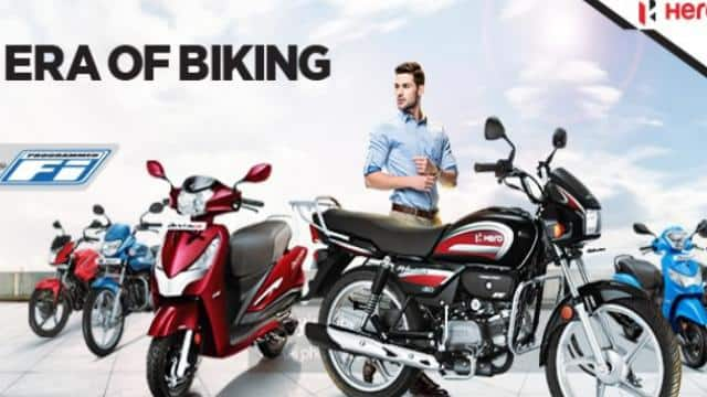 top 5 best selling bikes and scooter