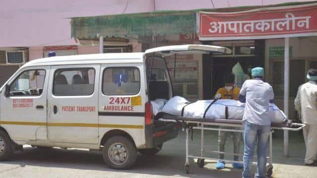 कानपुर : कोरोना से रिकॉर्ड 57 मरीजों की मौत, 1274 नए पॉजिटिव केस मिले