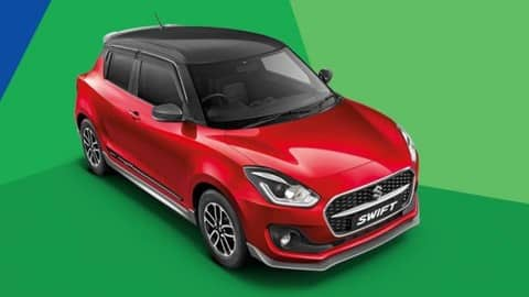 Maruti Swift discount offer