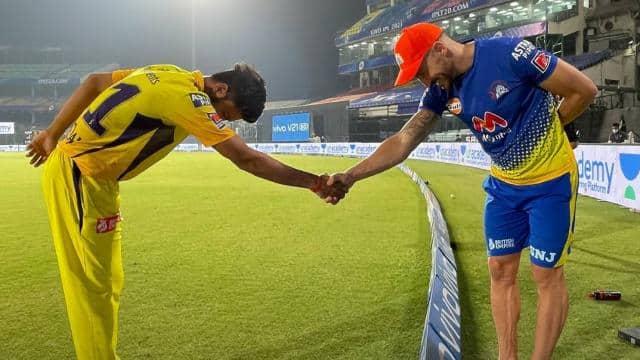 IPL 2021: ऑरेंज कैप की दौड़ में सबसे आगे फैफ डु प्लेसी, पर्पल कैप दौड़ में शामिल हुए राशिद खान