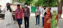 कुशावली में दबंगो ने घर में घुसकर महिला को पीटा