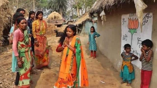 राजमिस्त्री की पत्नी, साइकिल से चुनावी यात्रा...जानें बंगाल में चंदाना की जीत की कहानी, उन्हीं की जुबानी