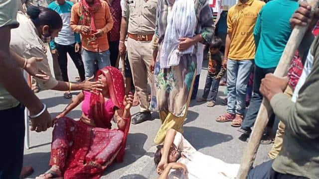 कानपुर में नवनिर्वाचित प्रधान के तीन परिजनों को गोली मारी, पुलिस पर भी पथराव