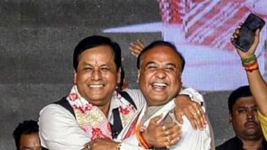 himanta biswa sarma and sarbanand sonawal